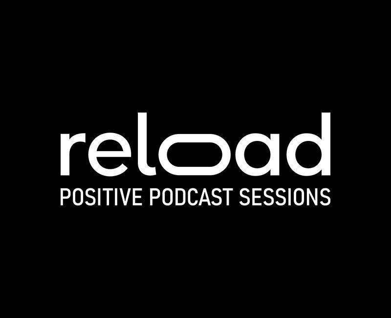 Reload Positive Sessions Logo