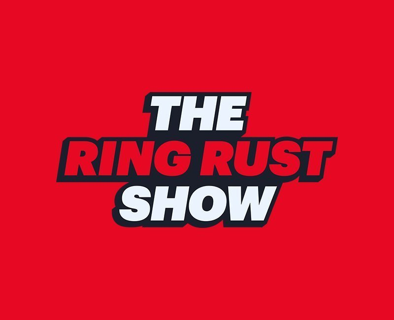 The Ring Rust Show Logo